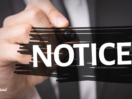 THE BCEA ON NOTICE PERIODS