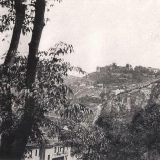Pogled na Trsatsku gradinu