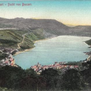 Bakar, zaljev / Bocca di Buccari / Bucht von Buccari