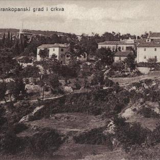 Trsat – Frankopanski grad i crkva