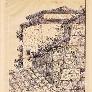 Gornja utvrda - Kula Slogin
