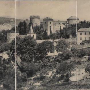 Rijeka – dvorac Trsat / Fiume – Schloss Tersatto
