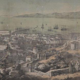 Pogled na Rijeku s Kalvarije
