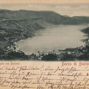 Bakarski zaljev / Bakar Bucht von Buccari / Bocca di Buccari
