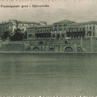Kraljevica – Frankopanski grad i Oporavilište