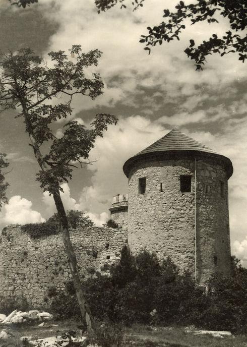 Sjeverna okrugla kula Trsatske gradine