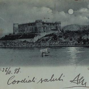 Kraljevica. Kaštel. / Portore. Castelo