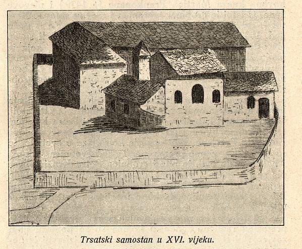 Trsatski samostan