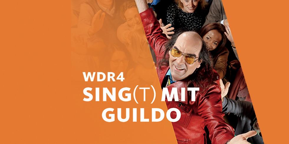 WDR 4 sing(t) mit Guildo