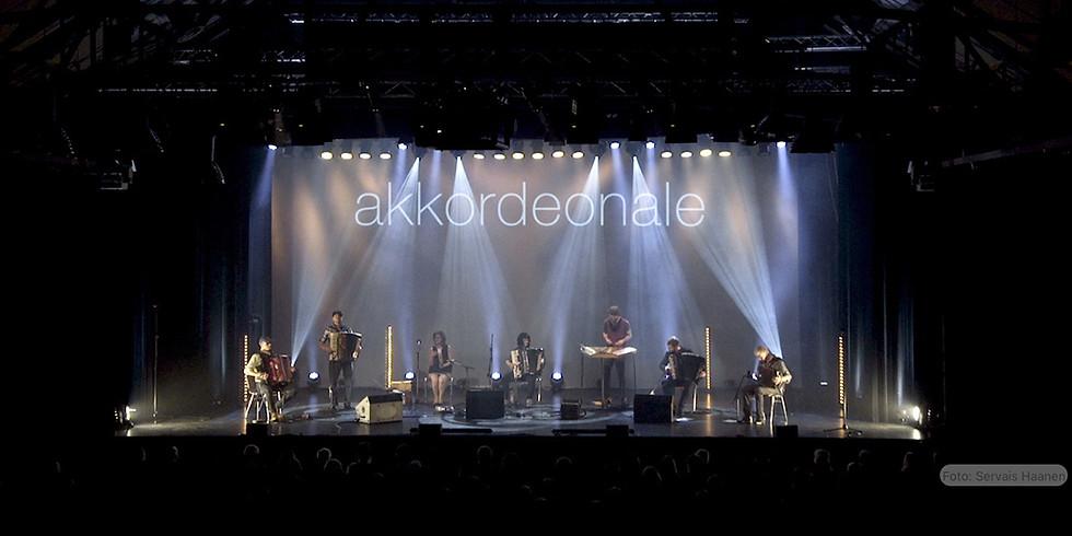 "Akkordeonale - ""Internationales Akkordeon Festival"""