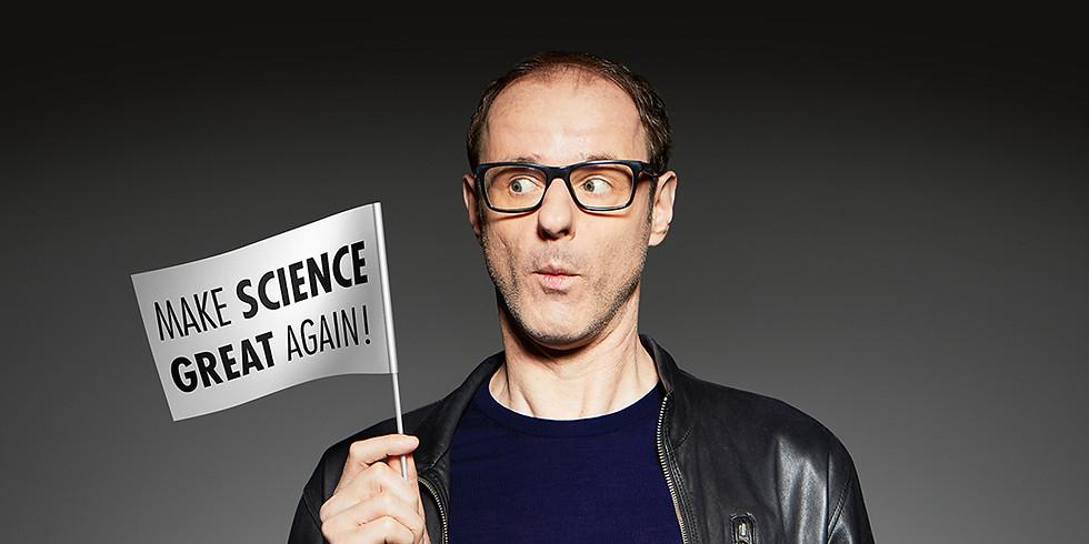 "Vince Ebert - ""Make Science Great Again!"""