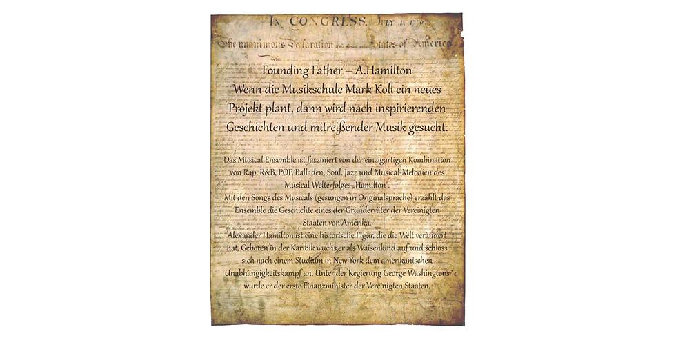Founding Father – A.Hamilton