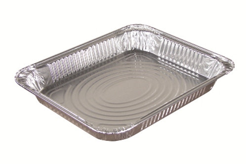 Aluminum Half Size Shallow Steam Table Pan