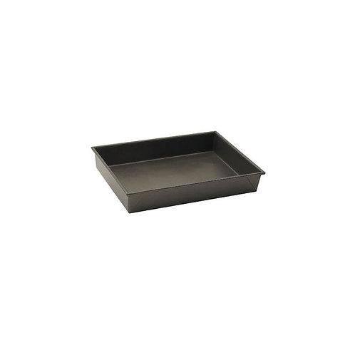 Winco  Rectangular 1/4 Sheet Non-Stick Cake Pan