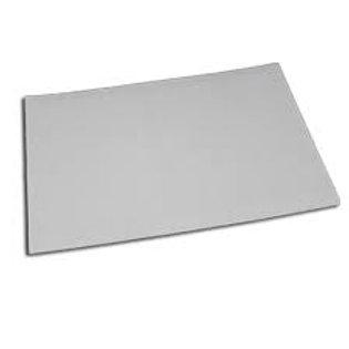Die Cut  White 1/4 Sheet Corrugated Cake Pad