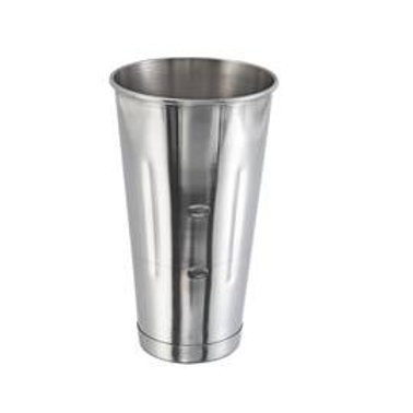 Winco MCP-30 Stainless Steel 30 oz. Malt Cup