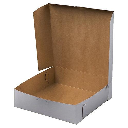 """9""""x9""""x2.5 Pie Box"""