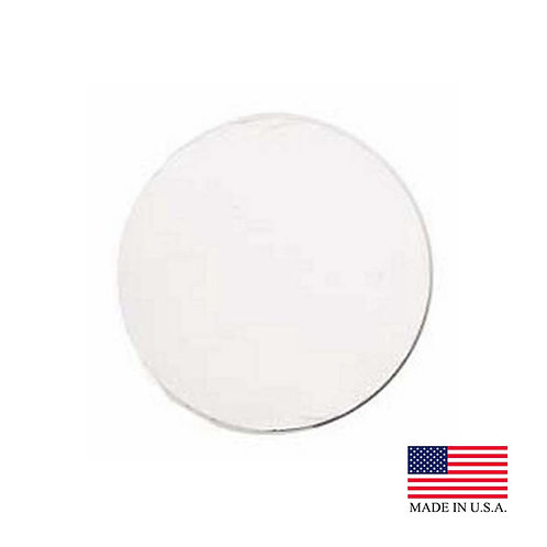 "Die Cut Prod White 8"" Cake Circle"