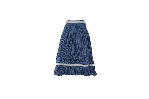 Blue Loop-End Mop Heads