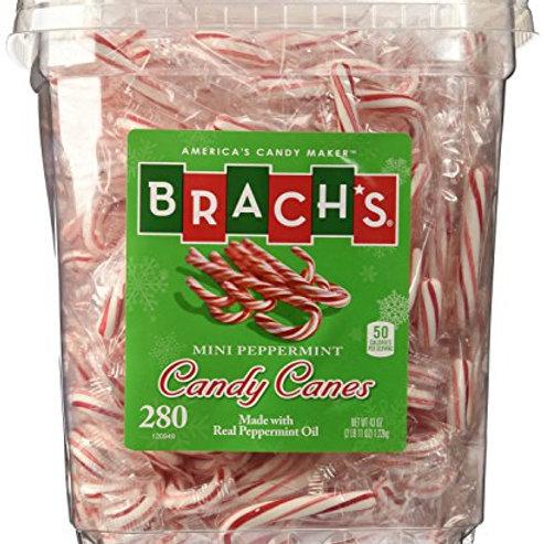 Brachs Mini Candy Canes 280 CNT