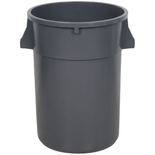 20 Gallon Gray Trash Can