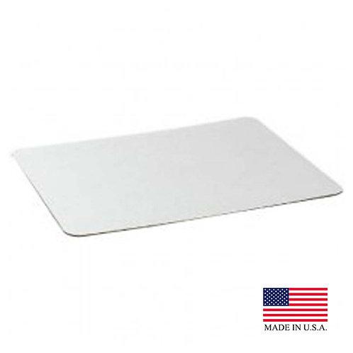 Die Cut  White Full Sheet White Pad