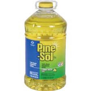 144 oz  Pine-Sol Deoderizing Cleaner 3/CS
