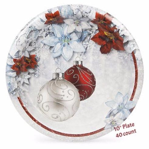 Holiday Themed Dinnerware