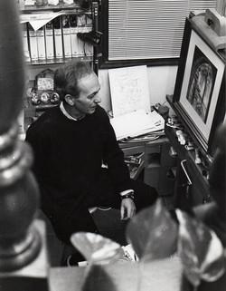 Alex Vázquez. Estudio