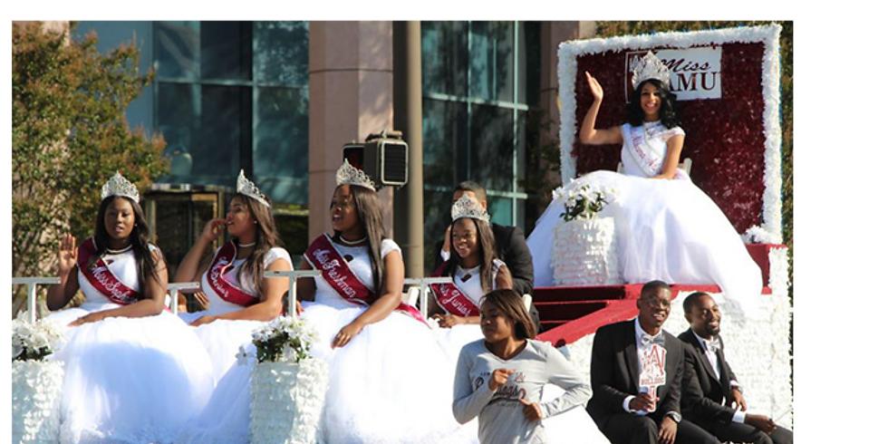 Alabama A&M Univeristy Homecoming Parade