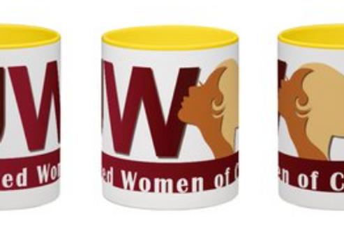 Wrap Around Logo Coffee Mug