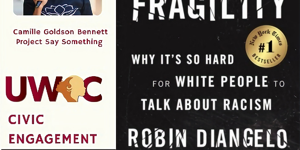 White Fragility Book Discussion / Anti-Racism Training