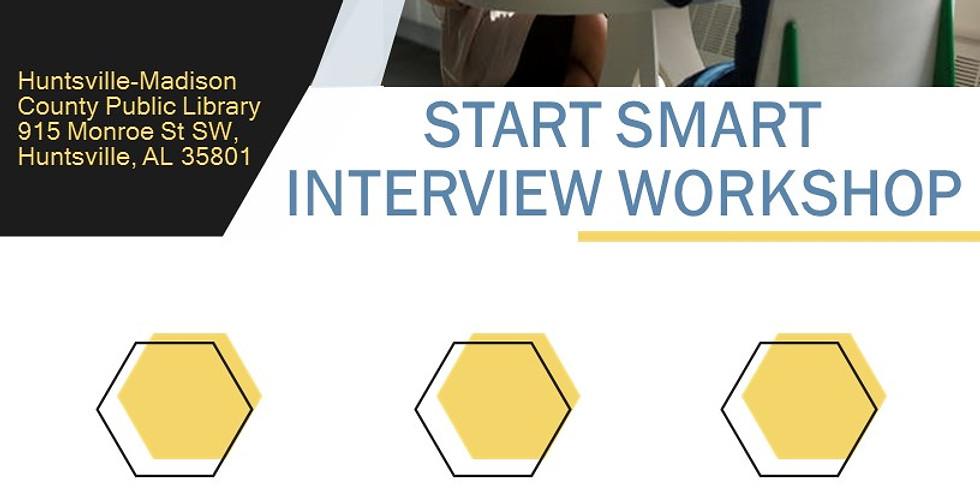 Start Smart Interview Workshop
