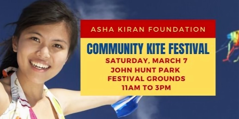 AshaKiran Foundation Community Kite Festival