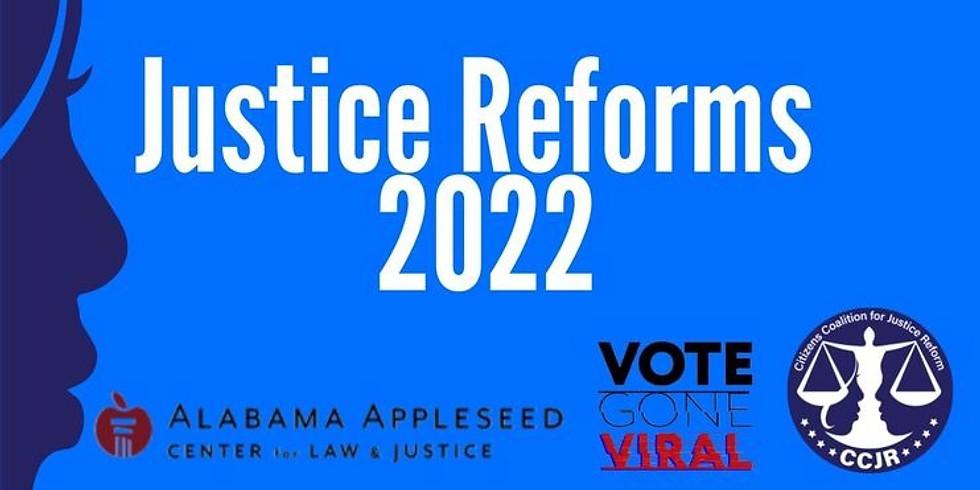 CCJR, Vote Gone Viral, & Appleseed