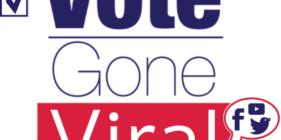 Vote Gone Viral Absentee Ballot Voter Services Event