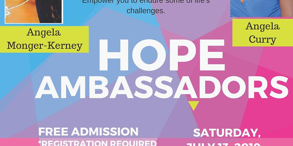 Lights of Hope Ambassador Training