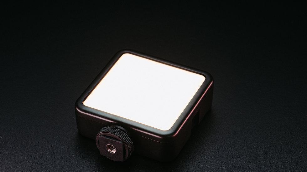 USB C Vlog LED Light - 2 Colours