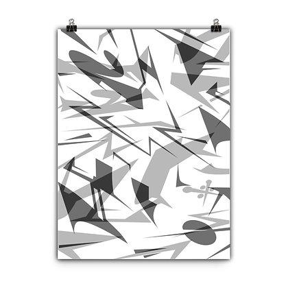 Print Flare Desat (2 Sizes)