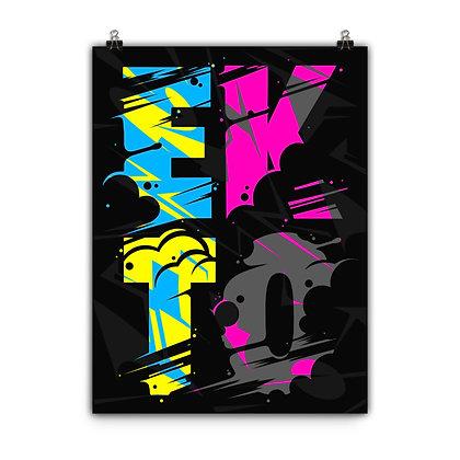 Print CMYKG V2 (2 Sizes)