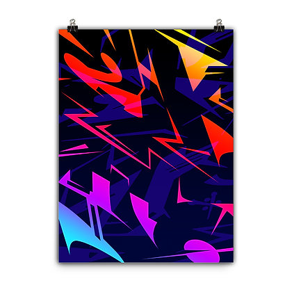 Print - Flare (2 Sizes)