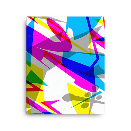 Printed Canvas - Overway (3 Sizes)