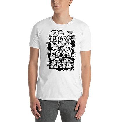 Unisex T-Shirt w / Black chest design (3 Colours)
