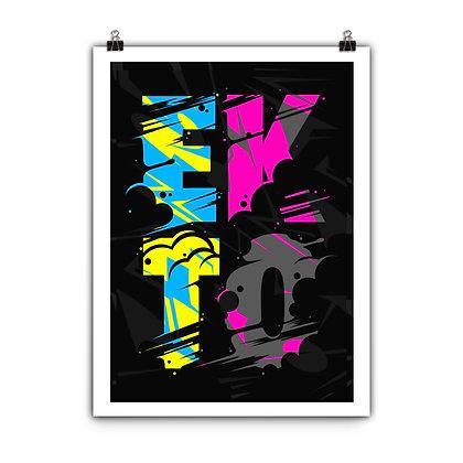 Print CMYKG (2 Sizes)