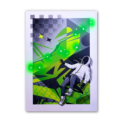 Stargaze - Canvas SOLD