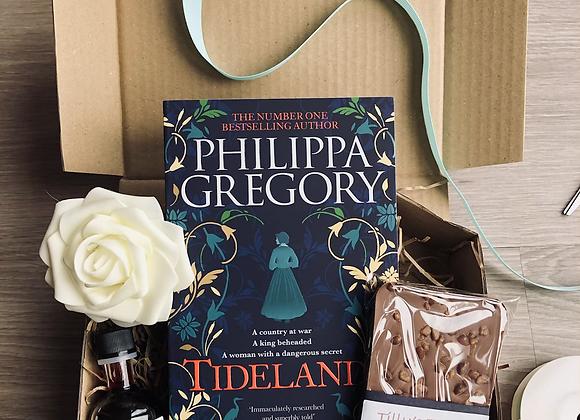 Book, Chocolate & Liqueur Gift Box