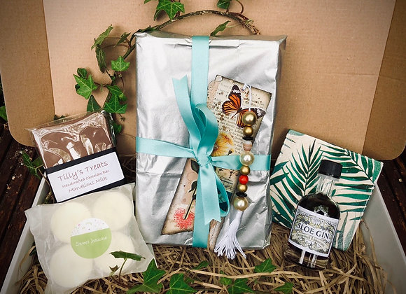 'Quiet Moments' Book Box Gift