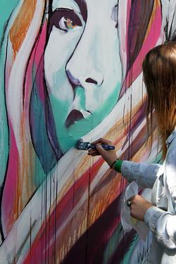 Art In Progress by Hannah Adamaszek