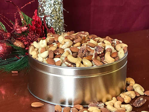 Deluxe Roasted/Salted Mixed Nuts
