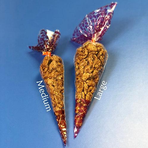 CinnaRoast Pecans - Large